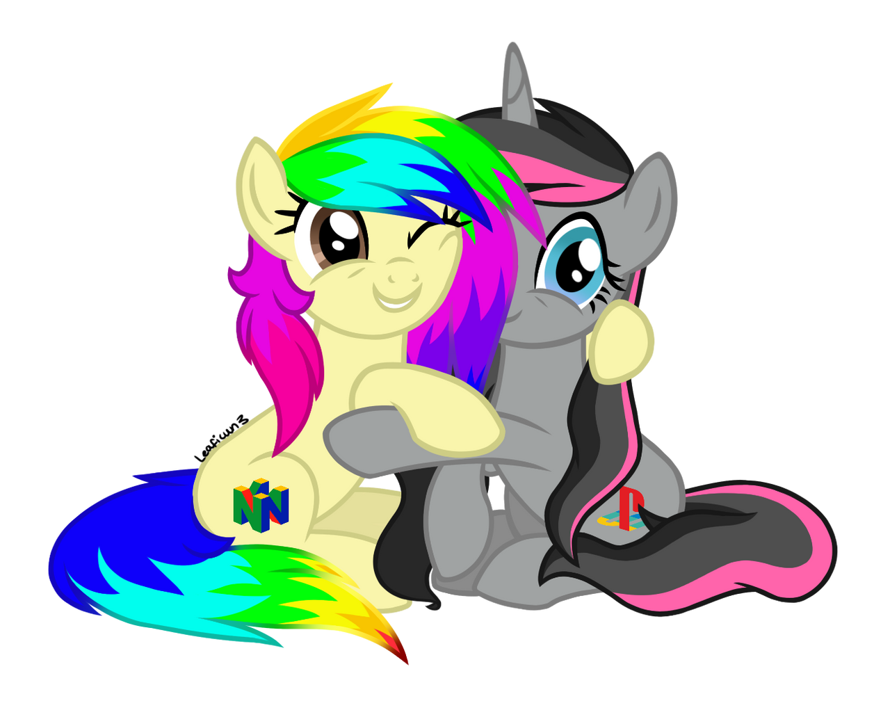 Best Pony Pals