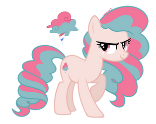 MLP OC - Fairy Floss