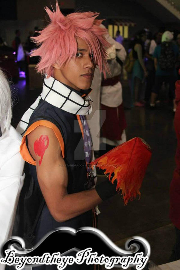 natsu dragneel cosplay 4 by captaindragonslayer6 on deviantart