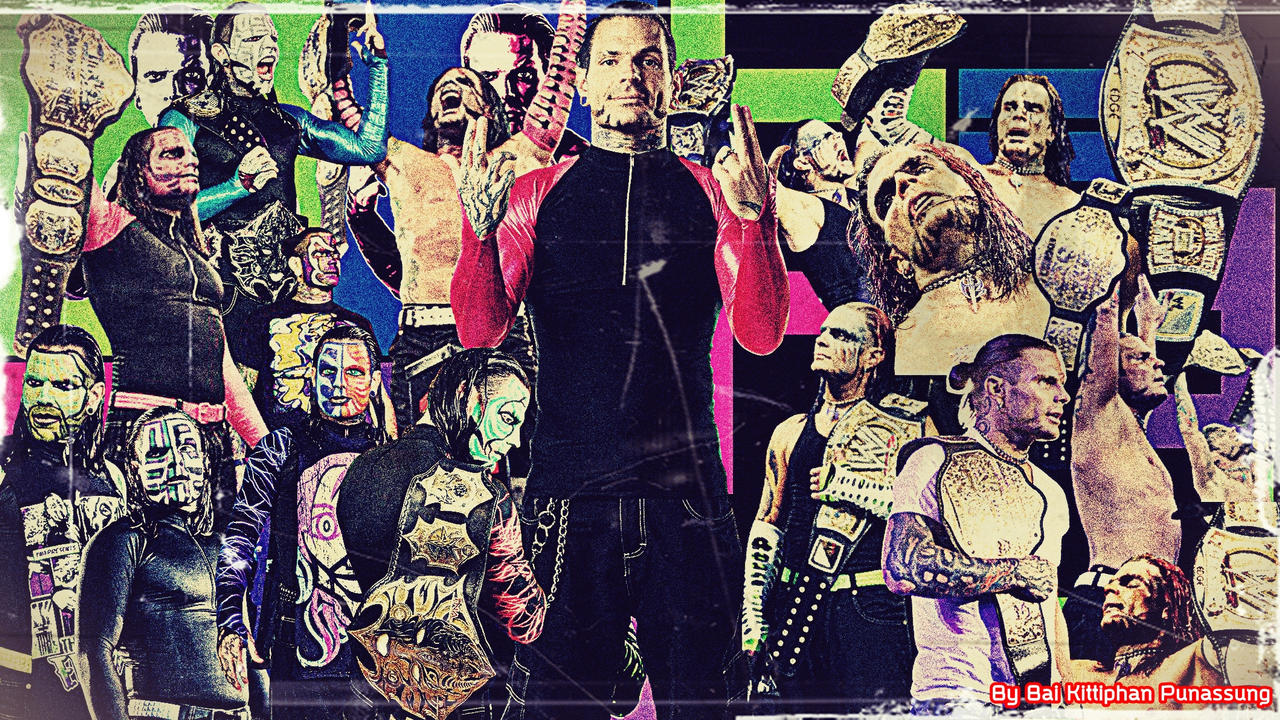 jeff hardy wallpaper by bai kittiphan punassung by