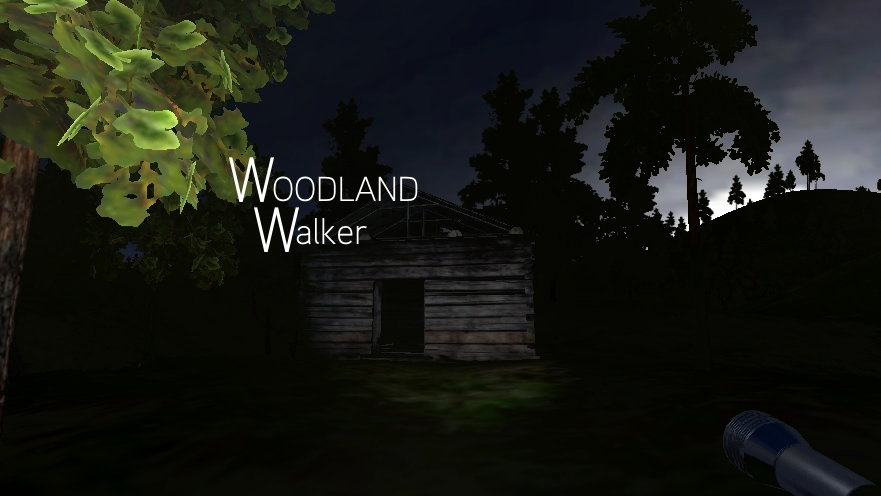 Woodland Walker: Updated Splash Screen by BansheeTK