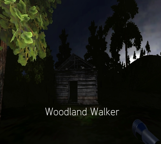 Woodland Walker: Updated Game Icon by BansheeTK