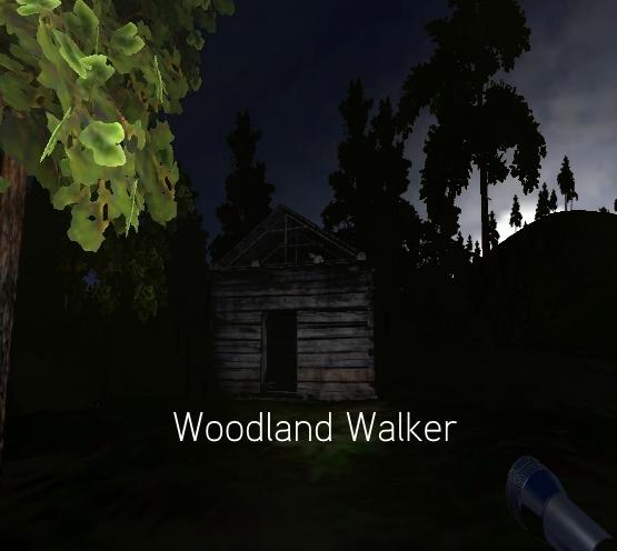 Woodland Walker: Updated Game Icon by BansheeTK