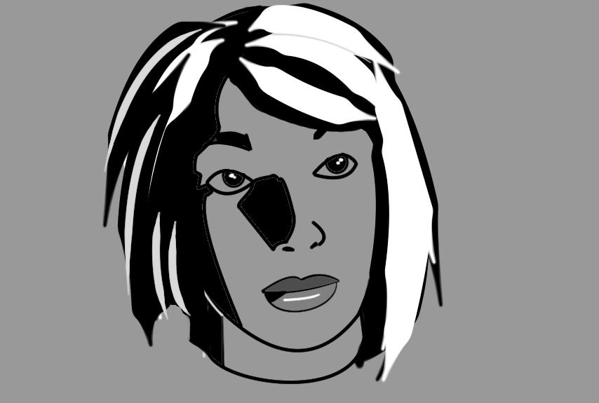 Ziki 001 (Jessica Lorraine) by BlackBlums