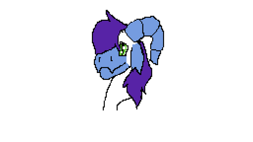 Pixel commission example by Dark-Fang-The-Dragon