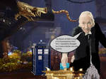 The Doctor Steals the Tesserect