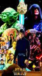 The Skywalker Saga by RobRulz1231Studios