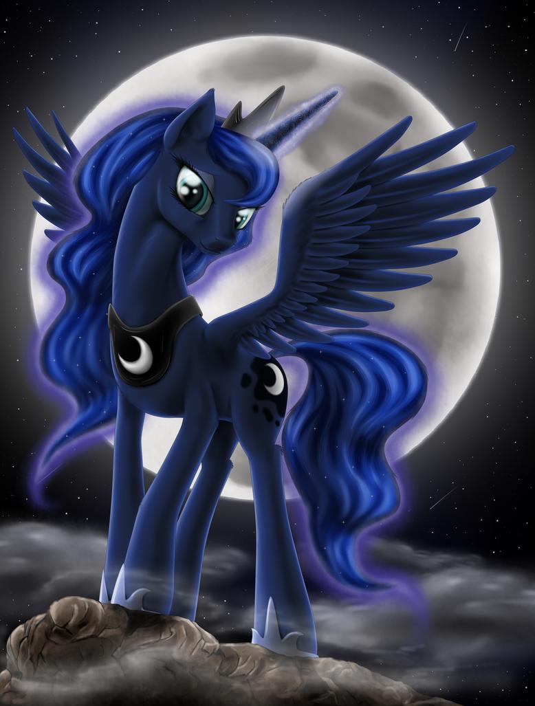 The Moonlight by Mekamaned