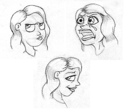 AiW - Alice Emotions by ShakaRaka