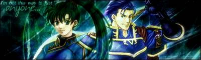 Hector and Lyn Signature by MAX1mus91939