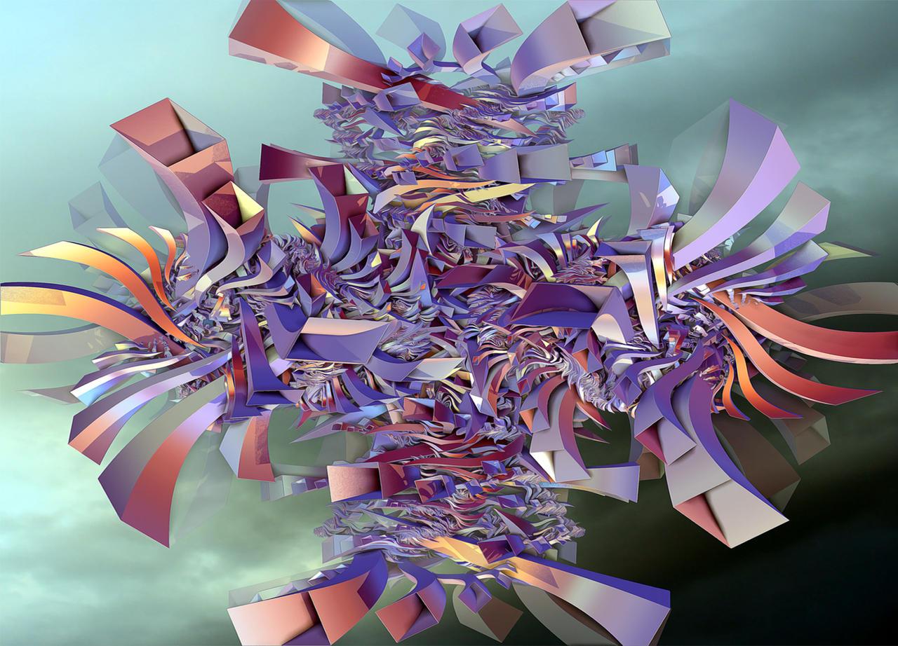 Kaleidescope by GLO-HE