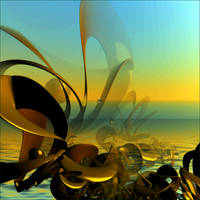 midsummer light by GLO-HE