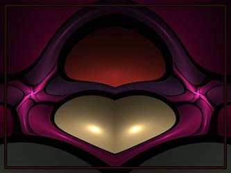 Love is by GLO-HE