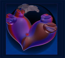 Heart by GLO-HE