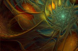 cobweb by GLO-HE