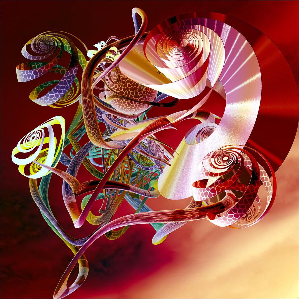 Ikebana Art by GLO-HE