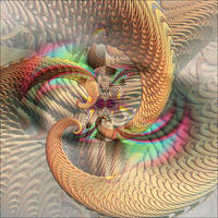 Spiral Art by GLO-HE