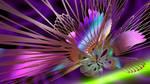 My butterfly by GLO-HE