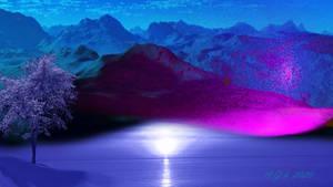 the blue lagoon in greece