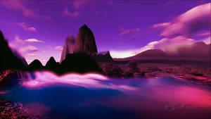 Fairytale-landscape