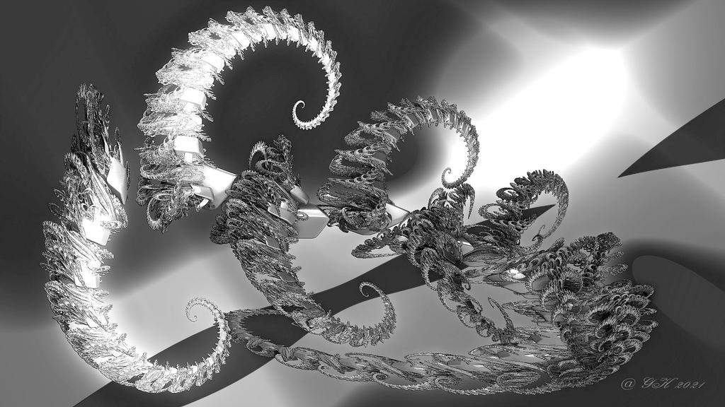 Spiral-art