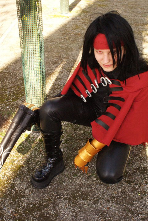 Vincent Valentine by HarmoniousEyes