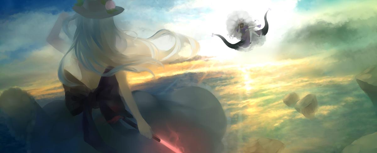 Scarlet Weather Rhapsody by Ann606