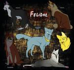 The Cast of Felidae