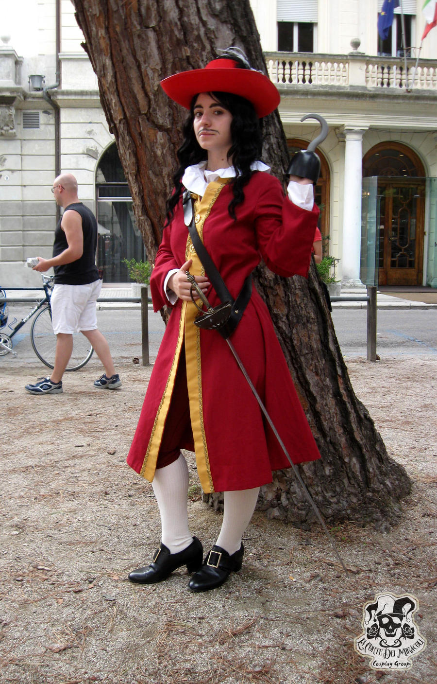 Captain Hook by MiracoliCosplay on DeviantArt