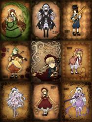 Rozen Maiden Collection by DAV-19