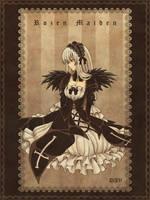 Rozen Maiden - Suigintou by DAV-19