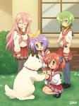 Lucky Star - Cherry-chan