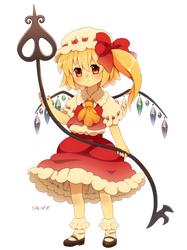 Little Flandre by DAV-19