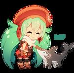 Chibi Sakuya