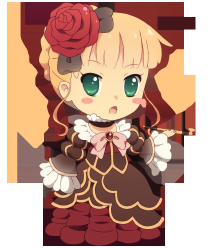 Chibi Beatrice by DAV-19