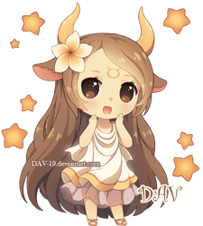Chibi Taurus