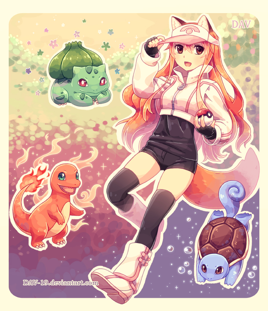 Poke-trainer Patti by DAV-19