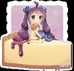 Blueberry Cheesecake by DAV-19