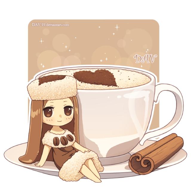 Cappuccino by DAV-19