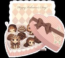 Box of Chocolates by DAV-19