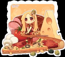 Pizza by DAV-19