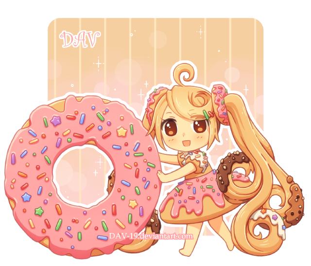 Donut by DAV-19
