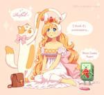 Moon Princess Fionna