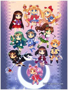 Sailor Warriors