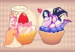 Princess, Vampire and tarts