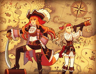 Pirates by DAV-19
