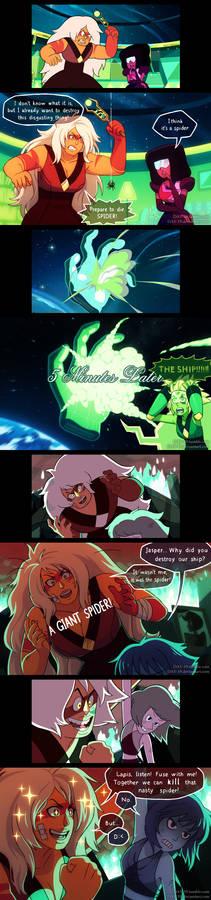 Steven Universe Screenshots Redraw
