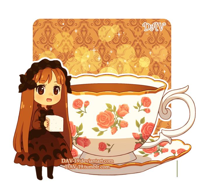 Tea By DAV 19 On DeviantArt
