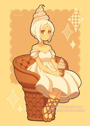 Frozen Yogurt Princess