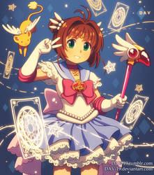 Sailor Sakura by DAV-19